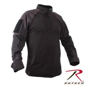 Rothco 1/4 Zip Military Fire Retardant NYCO Combat Shirt 99010