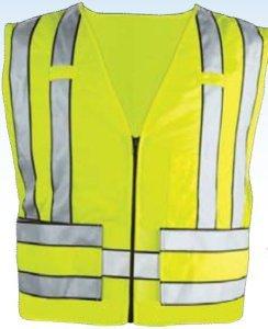 PE-PV1006-Hi Visibility Safety Vest