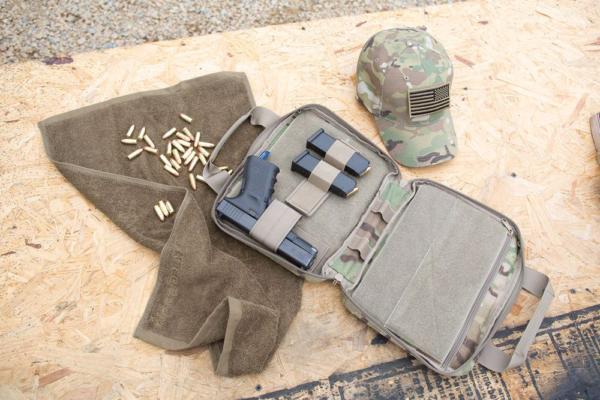 PROPPER 8x10 Pistol Case - F5617 - In Use 02