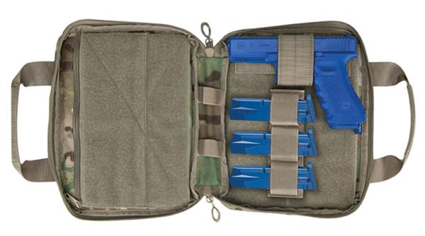 PROPPER 8x10 Pistol Case - F5617 - Open-Gun-Mags