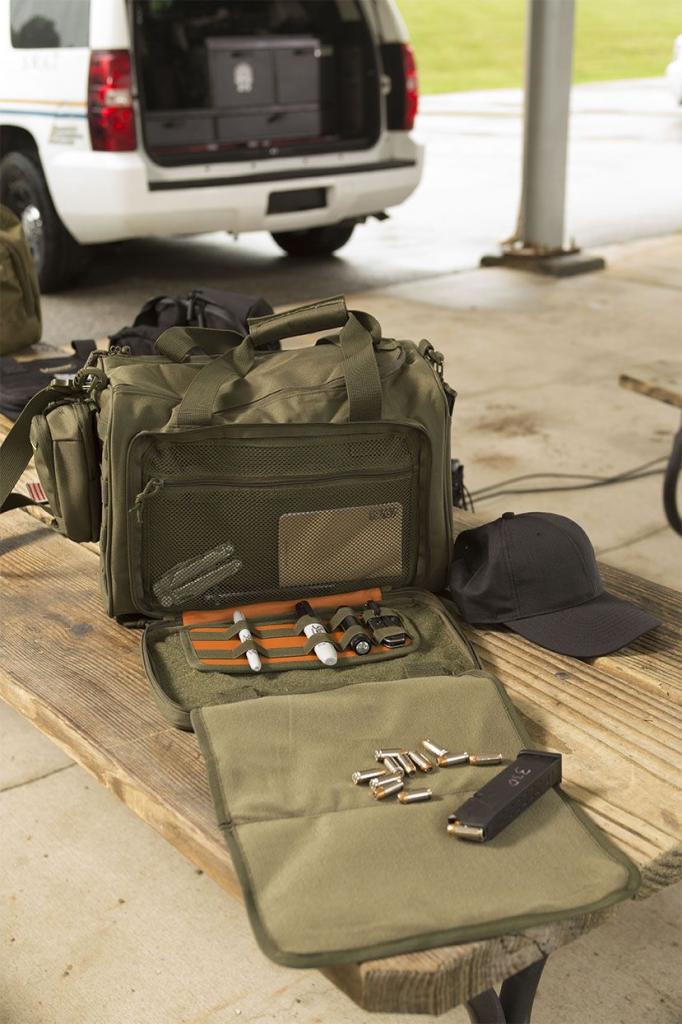 PROPPER Range Bag - F5638 - In Use