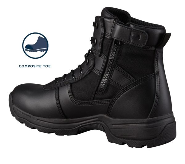 PROPPER Series 100 6 Inch Side Zip Boot - F4528 - 03