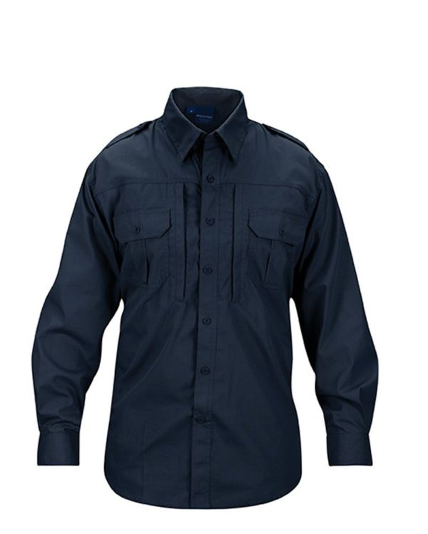 PROPPER Tactical Shirt - men-long sleeve - F531250450-LAPD-Navy