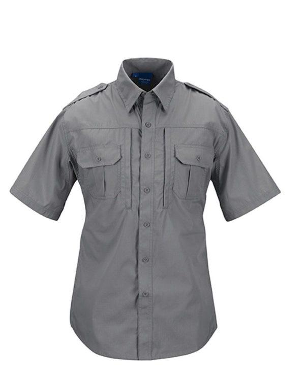 PROPPER Tactical Shirt-short-sleeve-mens-F531150020-grey