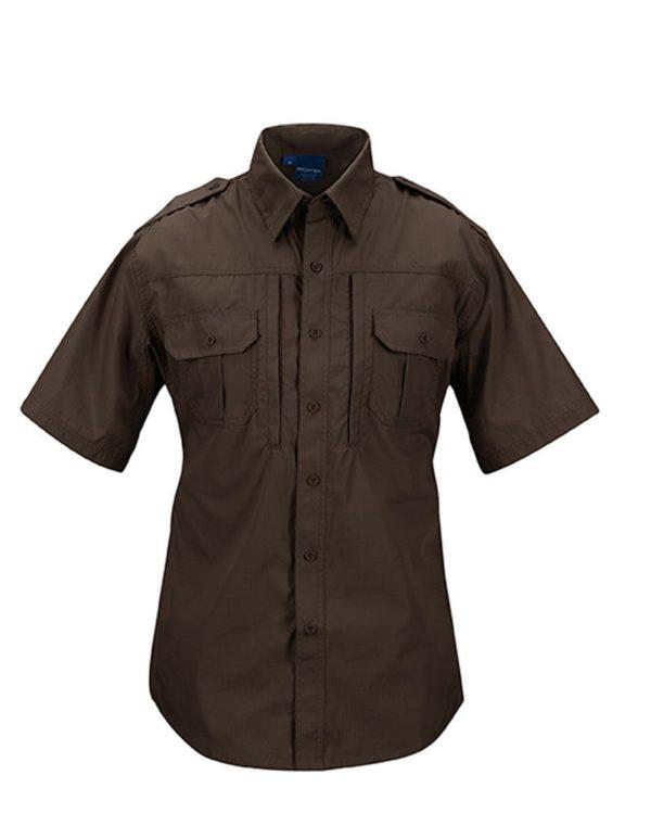 PROPPER Tactical Shirt-short-sleeve-mens-F531150200-sheriffs-brown