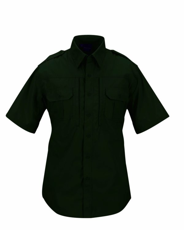 PROPPER Tactical Shirt-short-sleeve-mens-F531150314-hero-spruce