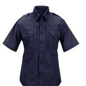 PROPPER Tactical Shirt-short-sleeve-mens-F531150450-lapd-navy
