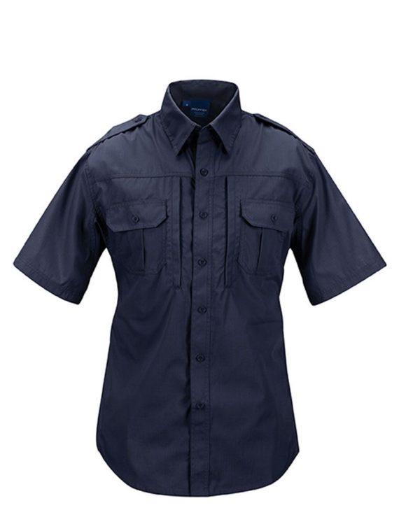 PROPPER Tactical Shirt-short-sleeve-mens-F531150450-lapd-navy