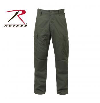 ROTHCO Rip-Stop BDU Pant - 5935-A1 - Olive Drab