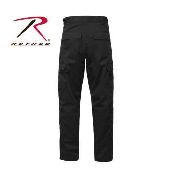 Rothco EMT Pants - 7823-Black-D