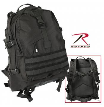 Rothco Large Transport Pack - Black - 7287_big