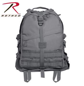 Rothco Large Transport Pack - Gun Metal Grey - 7233-A