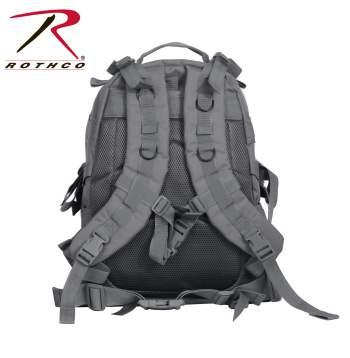 Rothco Large Transport Pack - Gun Metal Grey - 7233-D