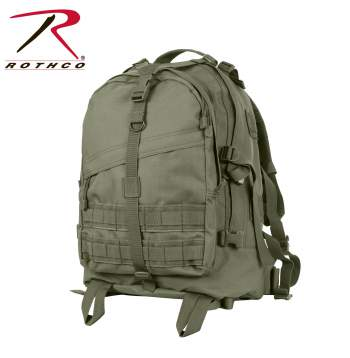 Rothco Large Transport Pack - Olive Drab - 72870-C1