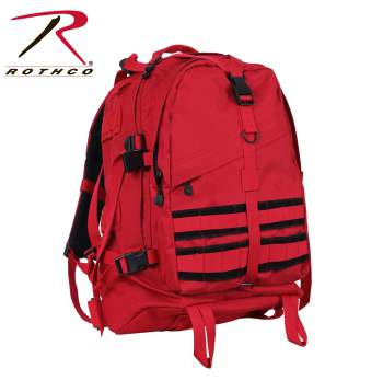 Rothco Large Transport Pack - Red - 72977-B