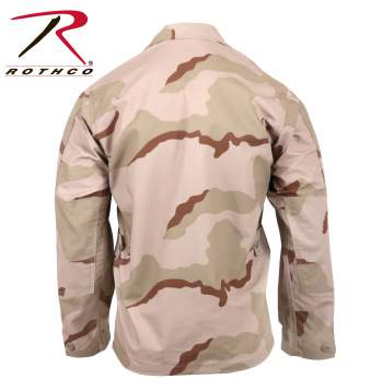 Rothco Rip-Stop BDU Shirt - Desert Camo - 9810-D