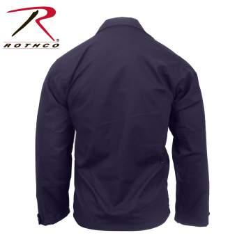 Rothco Rip-Stop BDU Shirt - Navy - 8803-D