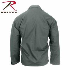 Rothco Rip-Stop BDU Shirt - Olive Drab - 5852-D