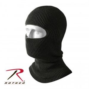 Rothco Wintuck Acrylic One-Hole Face Mask - 5515-B