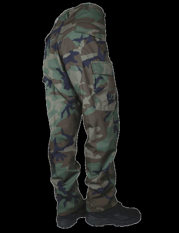 TRU-SPEC - 8-Pocket BDU Pants - Woodland -1831B