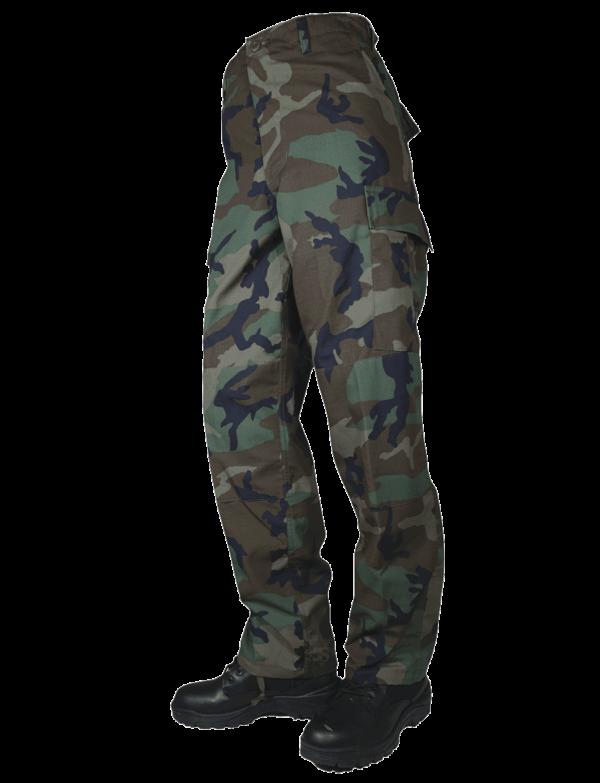 TRU-SPEC - 8-Pocket BDU Pants - Woodland -1831F