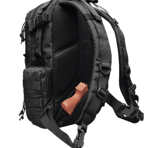 TRU-SPEC Circadian Backpack - Black - 4815B