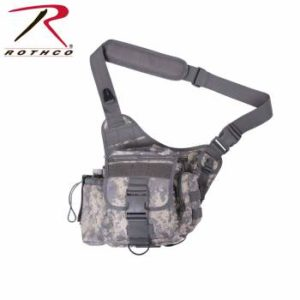 Rothco Advanced Tactical Bag - 2348-A-ACU Digital Camo
