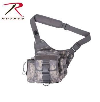 Rothco Advanced Tactical Bag - 2348-A-ACU Digital Camo