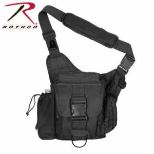 Rothco Advanced Tactical Bag - 2438-Black-A