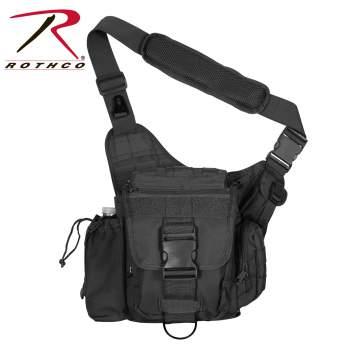 Rothco Advanced Tactical Bag - 2438-Black-A