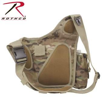 Rothco Advanced Tactical Bag - 2538-D1-MultiCam