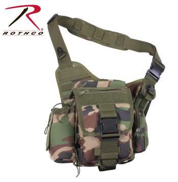 Rothco Advanced Tactical Bag - 2738-Woodland-CamoA1