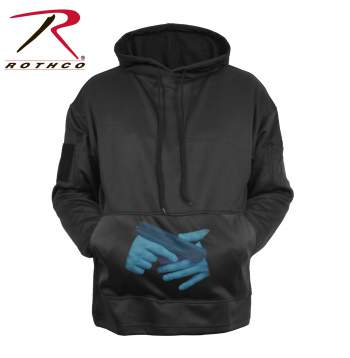 Rothco Concealed Carry Hoodie - 2071-B1-Black