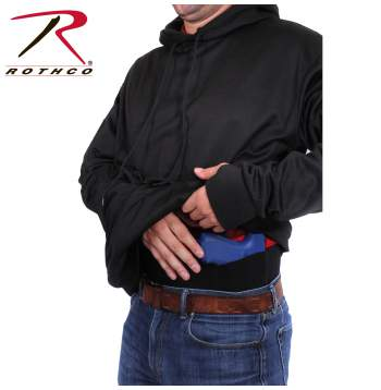 Rothco Concealed Carry Hoodie - 2071-C-Black