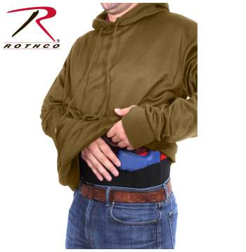Rothco Concealed Carry Hoodie - 2081-C-Brown