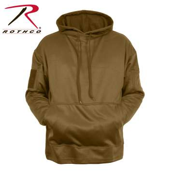 Rothco Concealed Carry Hoodie - 2081-D-Brown