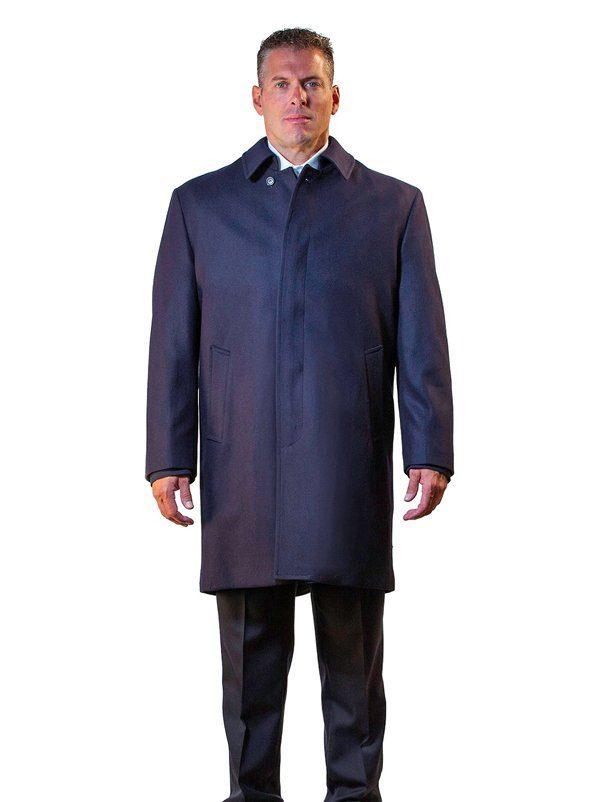 Anchor Uniform Bostonian Mens Raincoat 204MW - front