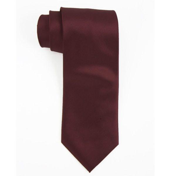executive-apparel-mens-tie-polyester-1612-burgundy