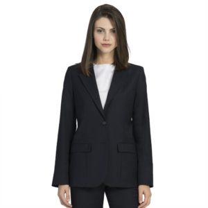 Executive Apparel Ladies Optiweave Blazer - 4103 - Navy