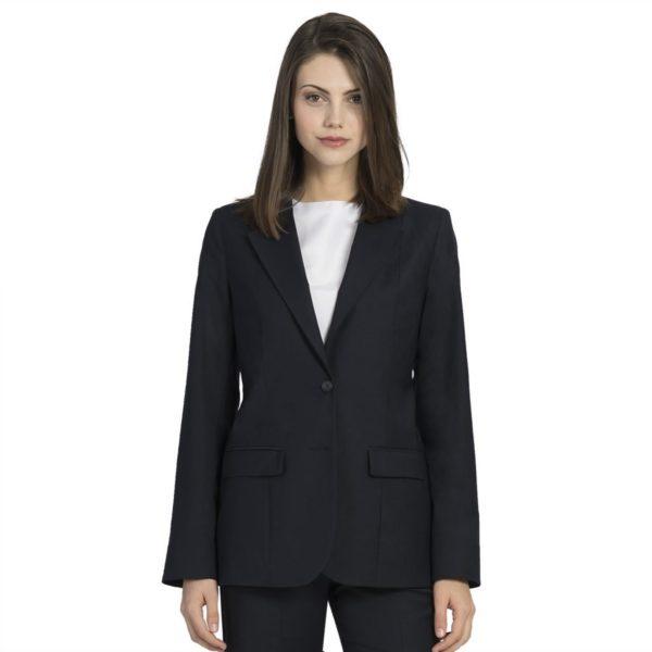 Executive Apparel Ladies Optiweave Blazer - 4103 - Navy