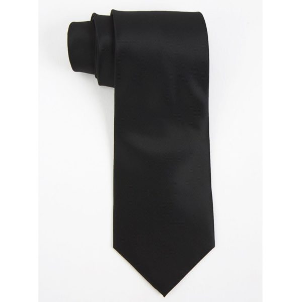 executive-apparel-mens-polyester-solid-dobby-tie