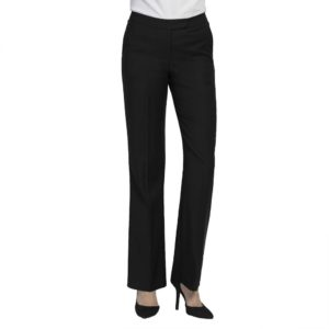 Executive Apparel Womens Optiweave Polywool Stretch Pants - 4403 - Black