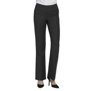 Executive Apparel Womens Optiweave Polywool Stretch Pants - 4403 - Charcoal