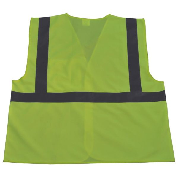 Petra Roc - ANSI ISEA Class 2 Economy Safety Vest - LV2-EC - Back