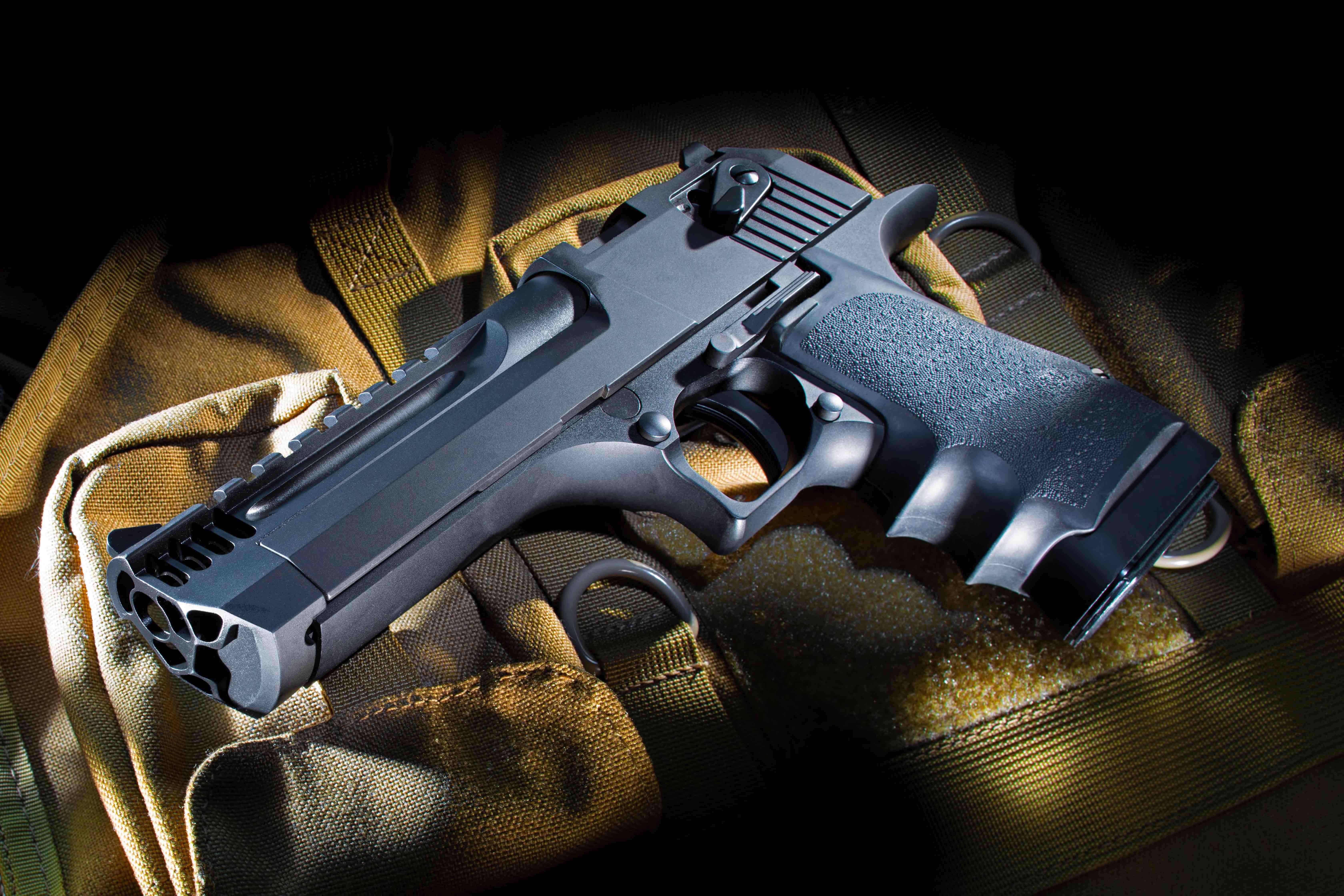 best handgun and pistol range bags
