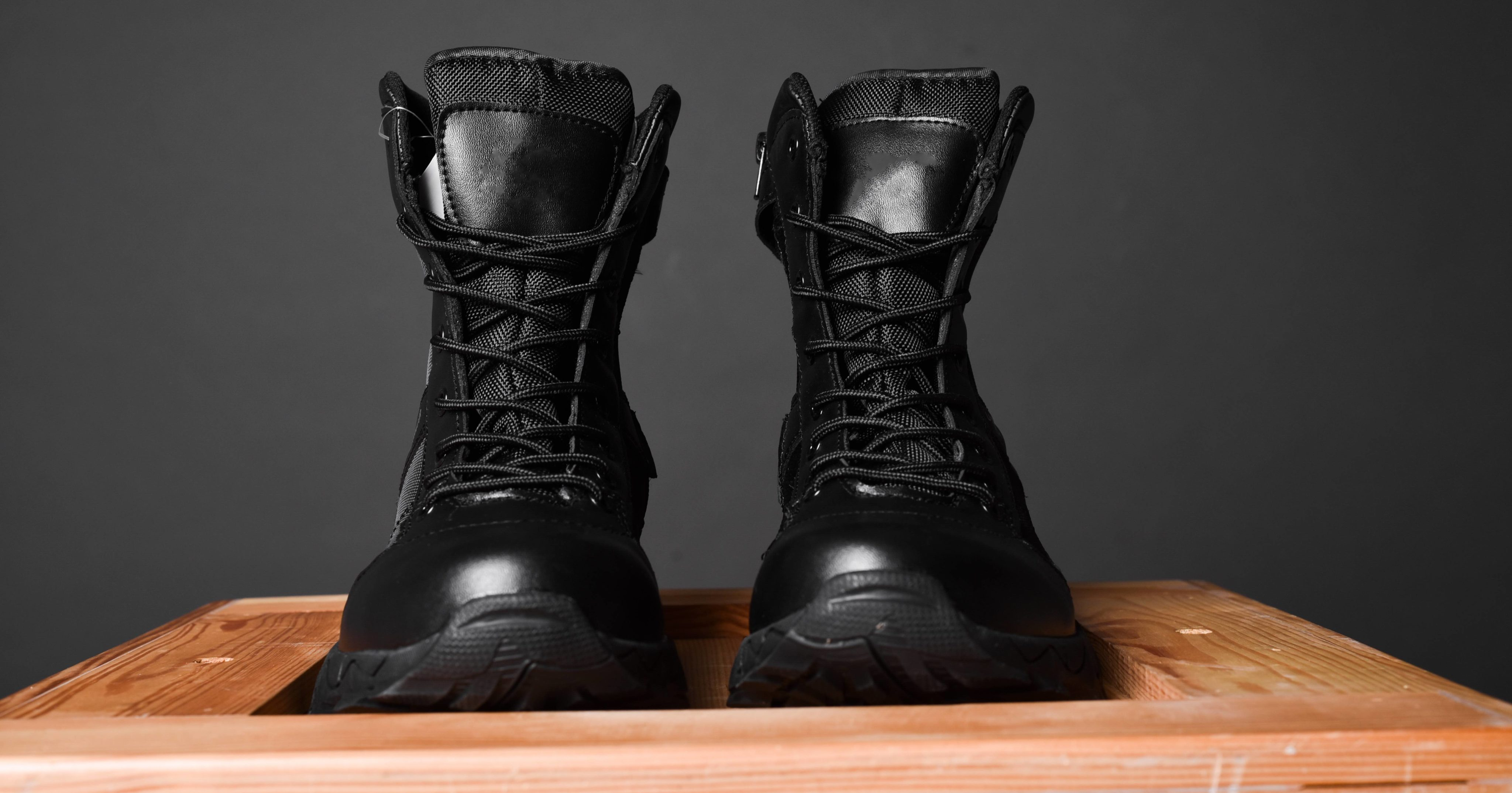 Best Duty Boots for Police Work