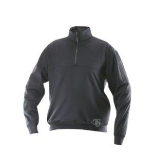 tru-spec-grid-fleece-zip-thru-job-shirt